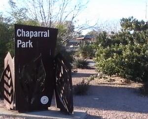 Scottsdale Scenes: Chaparral Park